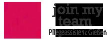Join my team Logo